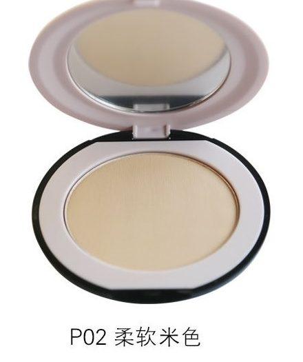 Dr. Rashel Soft Velvet Matte Pressed Face Powder for Ladies - Soft Beige