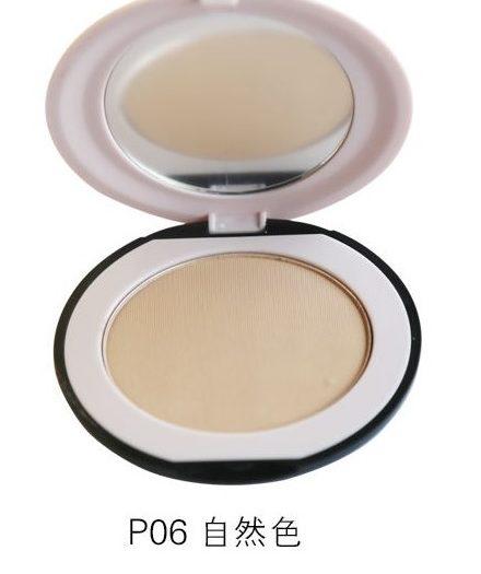 Dr. Rashel Soft Velvet Matte Pressed Face Powder for Ladies - Sand Beige