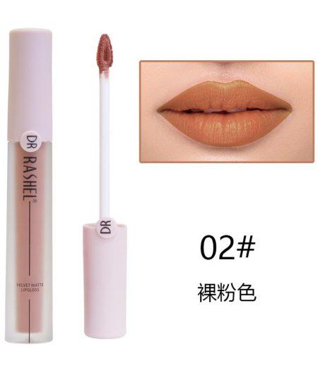Dr Rasheal Velvet Matte Lip Gloss 02
