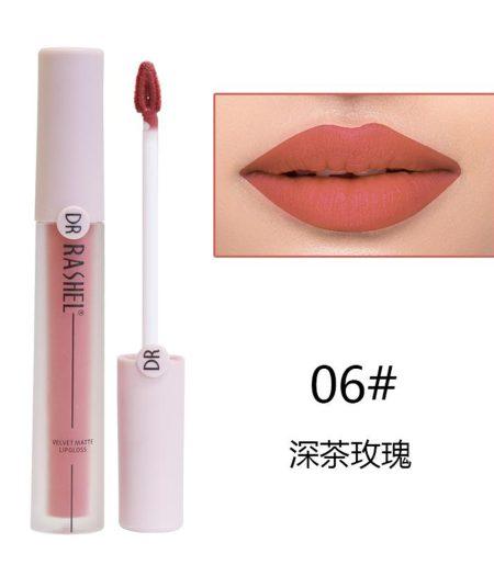 Dr. Rashel Velvet Matte Lip Gloss - 06