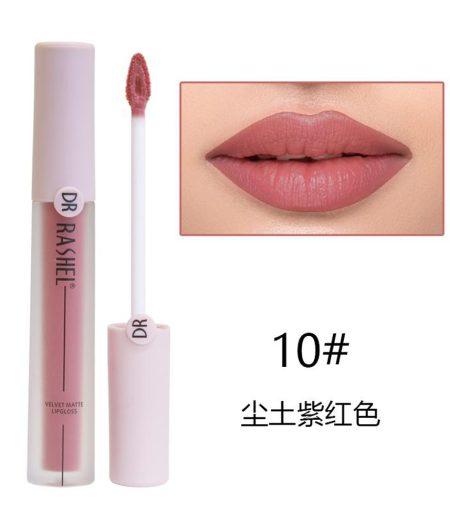 Dr. Rashel Velvet Matte Lip Gloss - 10