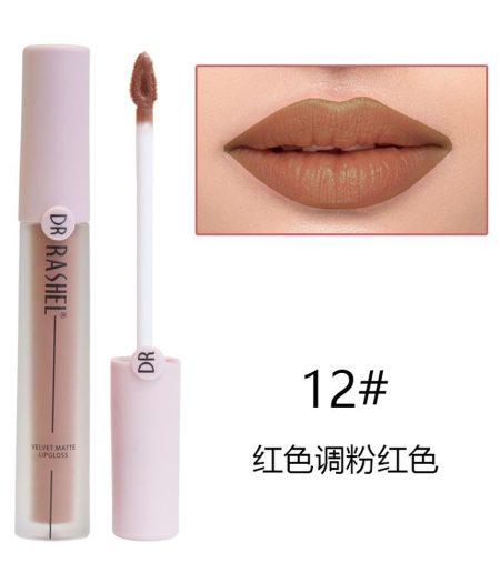 Dr. Rashel Velvet Matte Lip Gloss - 12