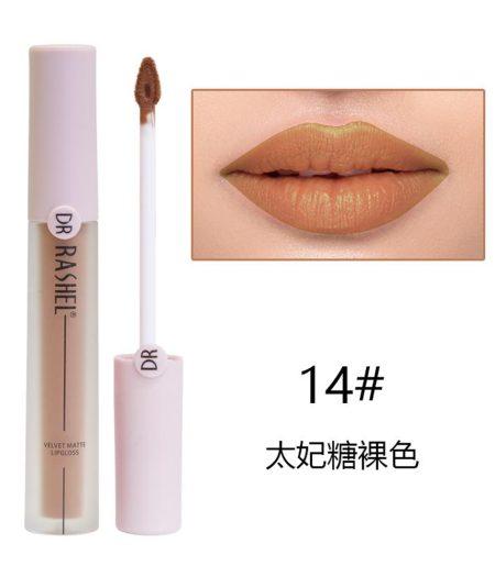 Dr. Rashel Velvet Matte Lip Gloss - 14