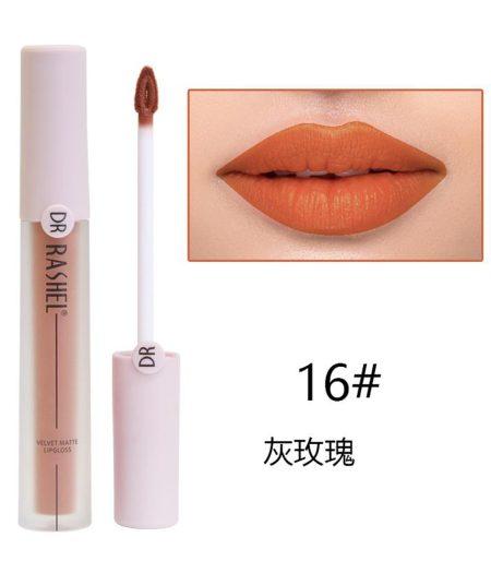 Dr. Rashel Velvet Matte Lip Gloss - 16