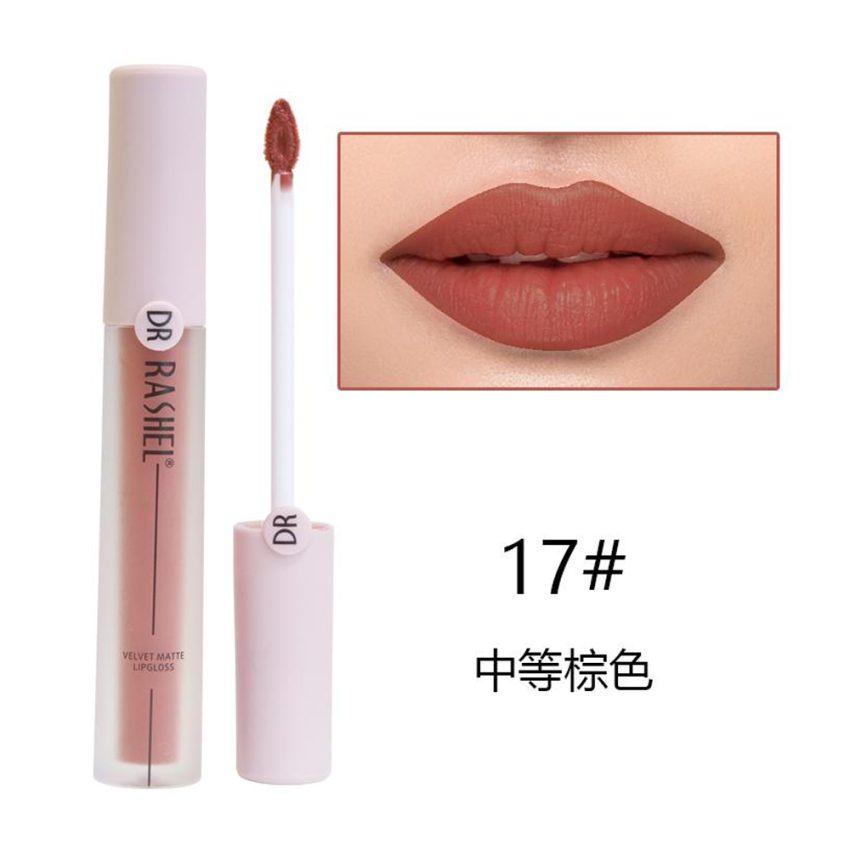 Dr. Rashel Velvet Matte Lip Gloss - 17