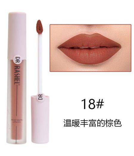 Dr. Rashel Velvet Matte Lip Gloss - 18