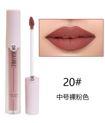 Dr. Rashel Velvet Matte Lip Gloss - 20