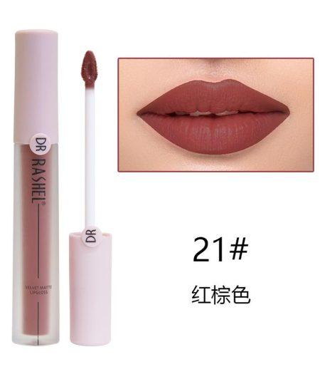 Dr. Rashel Velvet Matte Lip Gloss - 21