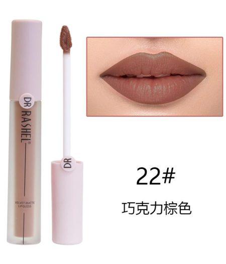 Dr. Rashel Velvet Matte Lip Gloss - 22