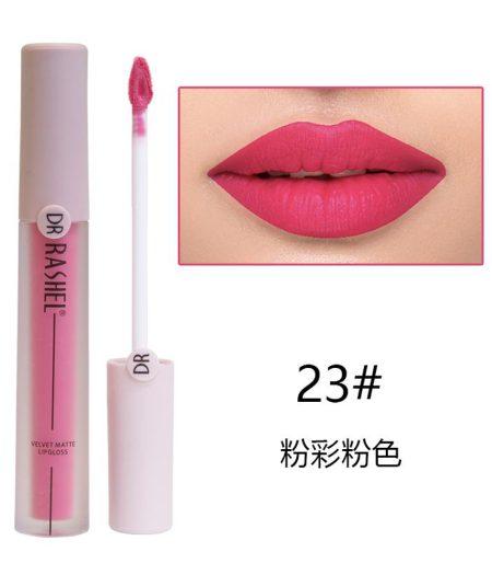 Dr. Rashel Velvet Matte Lip Gloss - 23