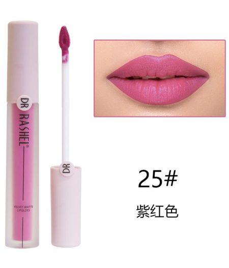 Dr. Rashel Velvet Matte Lip Gloss - 25