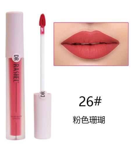 Dr. Rashel Velvet Matte Lip Gloss - 26