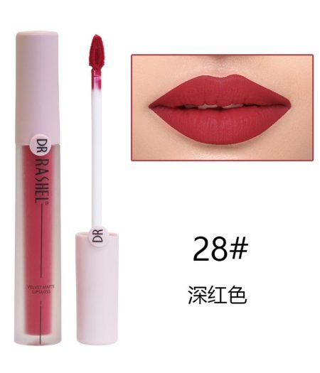Dr. Rashel Velvet Matte Lip Gloss - 28