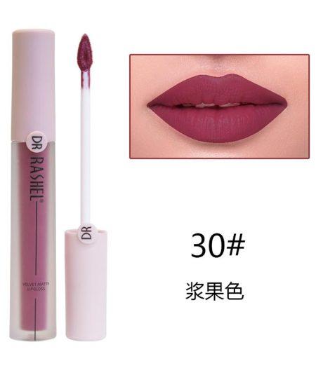 Dr. Rashel Velvet Matte Lip Gloss - 30