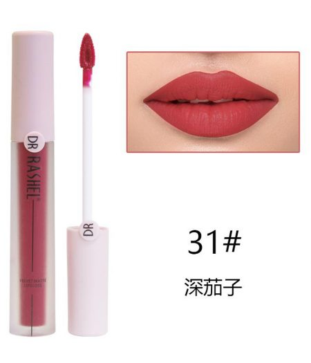 Dr. Rashel Velvet Matte Lip Gloss - 31