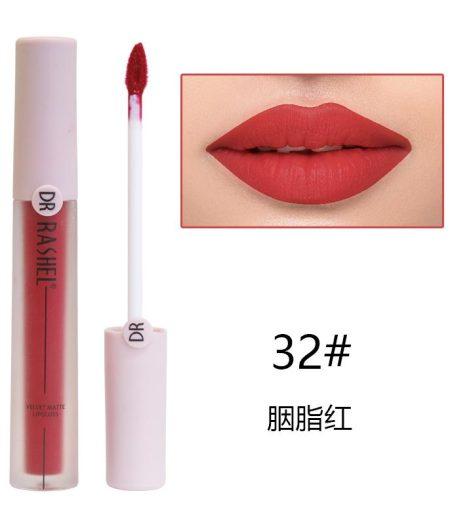 Dr. Rashel Velvet Matte Lip Gloss - 32