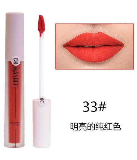Dr. Rashel Velvet Matte Lip Gloss - 33