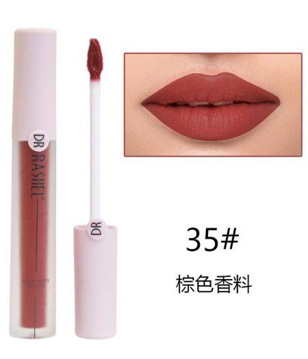 Dr. Rashel Velvet Matte Lip Gloss - 35