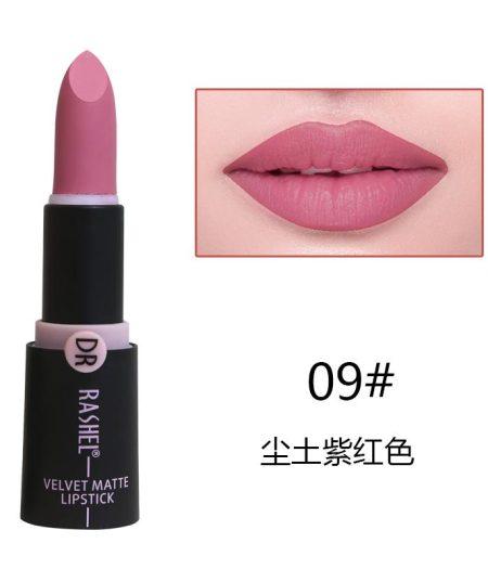 Dr. Rashel Velvet Matte Lipstick for Ladies - 09