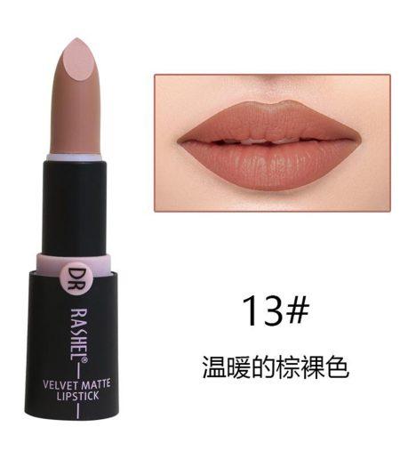 Dr. Rashel Velvet Matte Lipstick for Ladies - 13