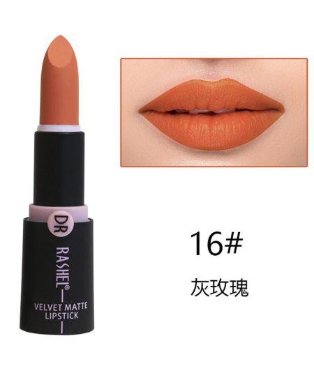 Dr. Rashel Velvet Matte Lipstick for Ladies - 16