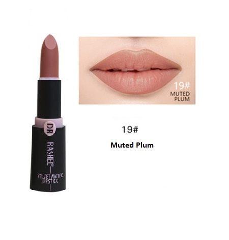 Dr. Rashel Velvet Matte Lipstick for Ladies - 19