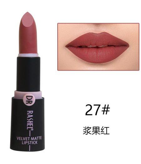 Dr. Rashel Velvet Matte Lipstick for Ladies - 27