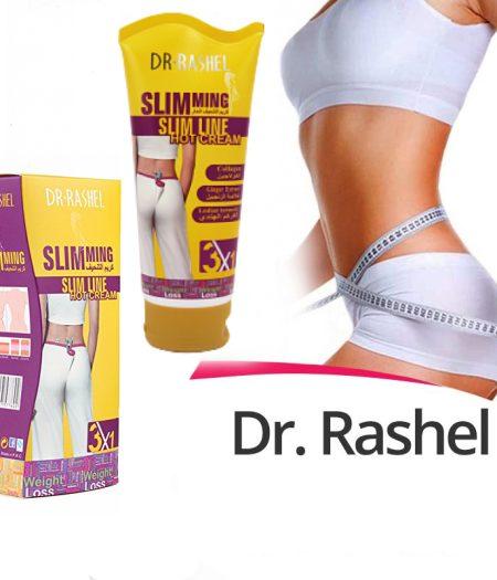 Dr. Rashel Slim Line Hot Slimming Lose Weight Cream 150gm - 3