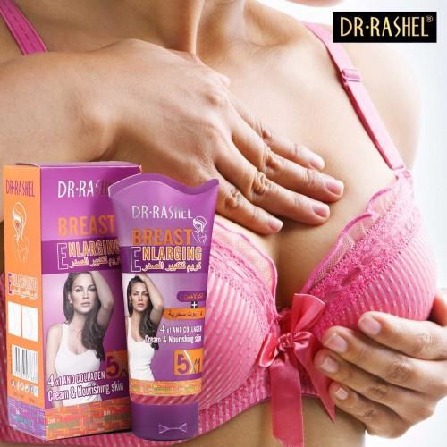 Dr Rasheal Breast Care Breast Enlarging Tightening Cream 150grm - 3