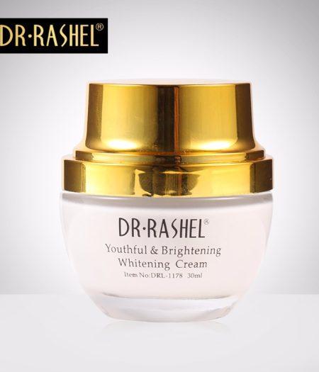 Dr Rasheal 24K Gold Brightening Whitening Cream 30ml - 1