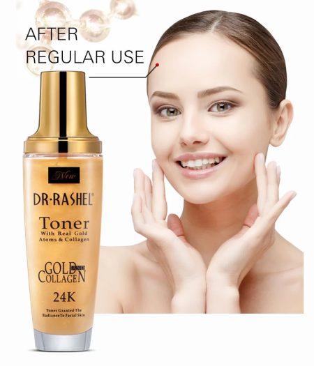 Moisturizing Anti Wrinkle Whitening Skin Facial Toner - 2