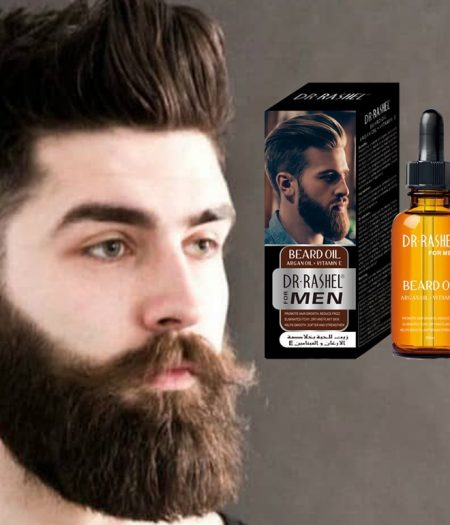Beard Oil With Argan Oil + Vitamin E For Men 3