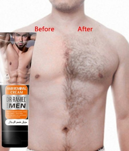 Dr. Rashel Hair Removal Cream Armpit and Private Area 3