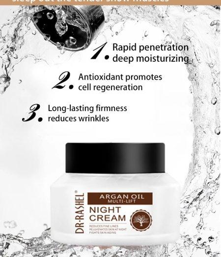 Dr. Rashel Night Cream Face Whitening Cream 2
