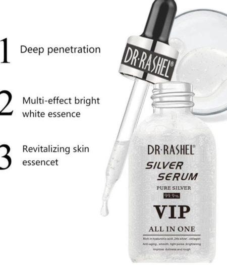Dr. Rashel Face Care Silver Anti Aging Primer Serum 2
