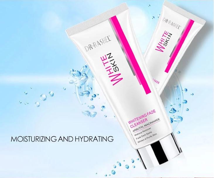 Dr. Rashel White Skin Whitening Fade Cleanser 1