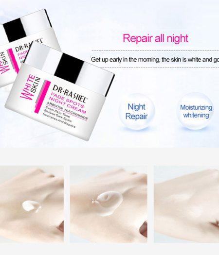 Dr. Rashel Fade Spots Night Cream Skin White 4
