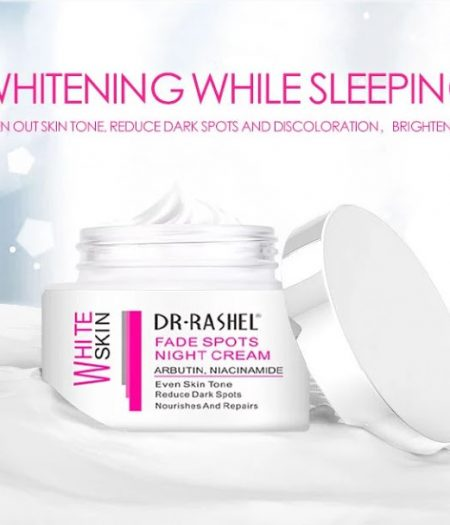 Dr. Rashel Fade Spots Night Cream Skin White 3