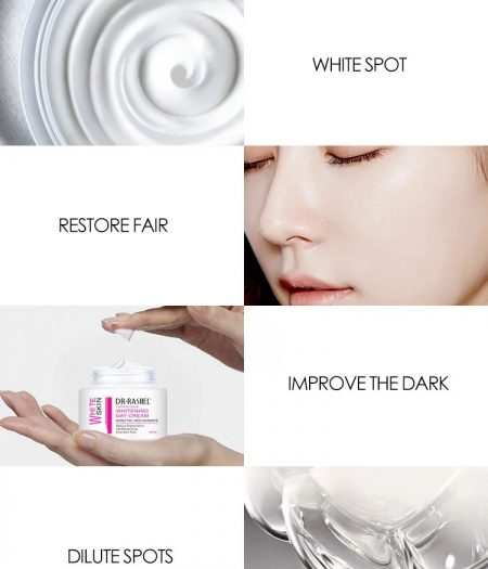 Dr. Rashel Fade Spots Day Cream Skin White 2