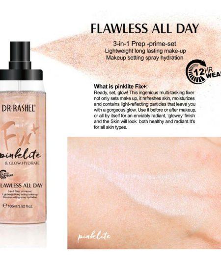 Dr. Rashel Makeup Fixer Spray Moisturizing Calm Makeup Water 1