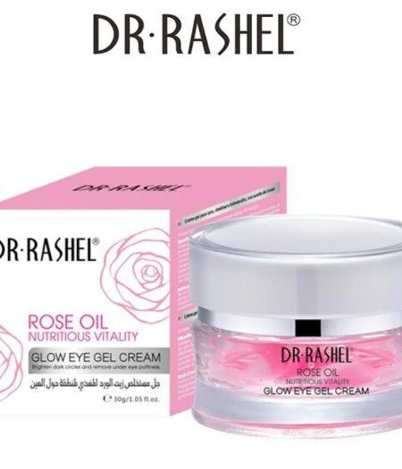 Dr. Rashel Glow Eye Gel Cream Rose 3