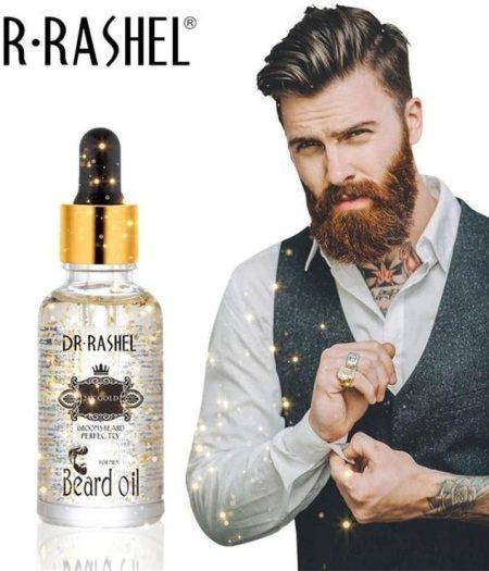 Dr. Rashel Grooms Beard Oil Perfectly for Men 3