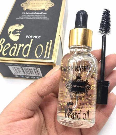 Dr. Rashel Grooms Beard Oil Perfectly for Men 2