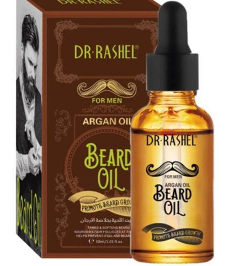 Dr. Rashel Vitamin E Hair Growth Men Beard Oil 1