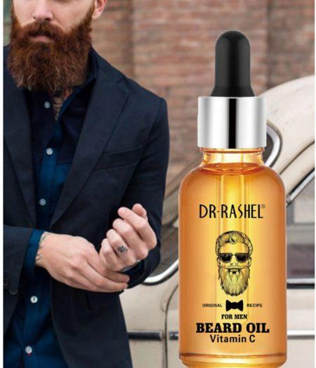 Dr. Rashel Beard Oil Hair Growth Oil 1