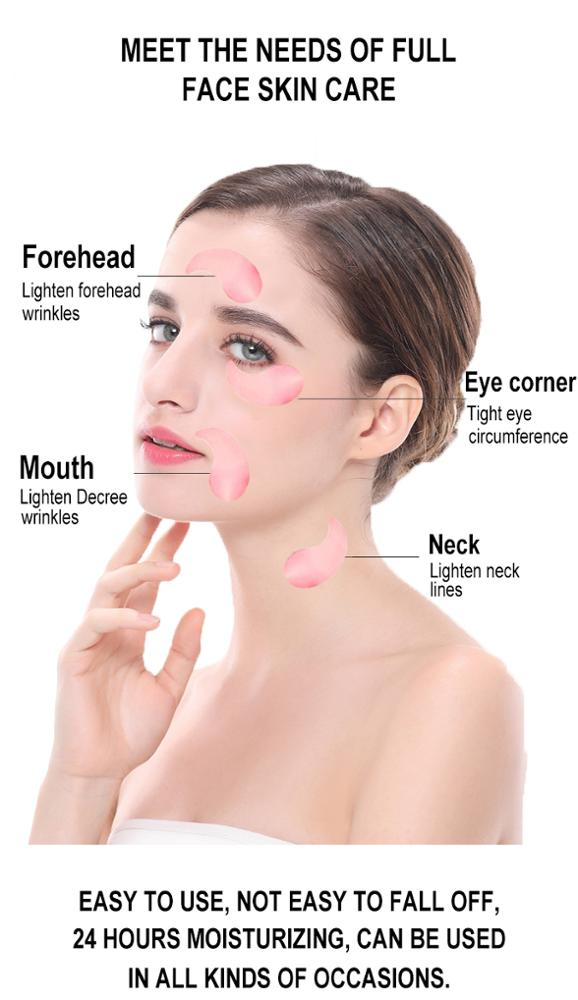 Dr. Rashel Gel Collagen Eye Mask or Patch 2