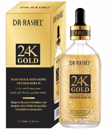 Dr. Rashel Gold Radiance Primer Face Serum 1
