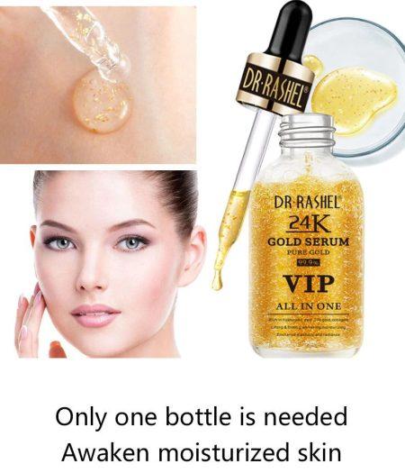 Dr. Rashel Gold Radiance Primer Face Serum 2