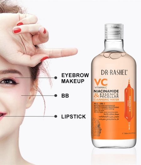 Dr. Rashel Makeup Remover Cleansing Water 1
