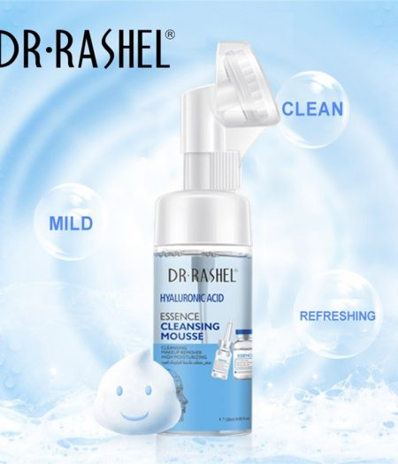 Dr. Rashel Essence Cleansing Mousse 3